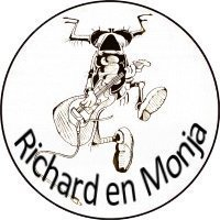 Richard en Monja